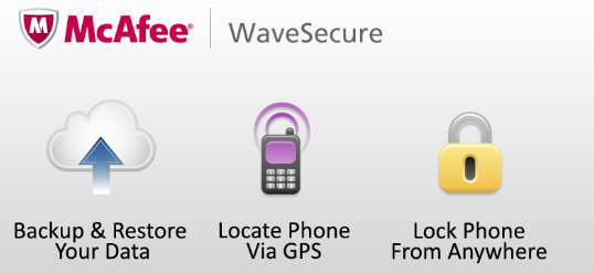 WaveSecure – Anti-Theft Android App