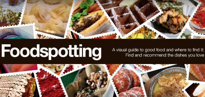 Foodspotting App For Android – A Visual Guide To Good Food