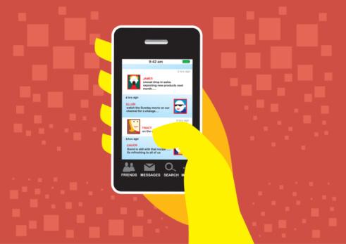 Top 5 Blogging iPhone Apps