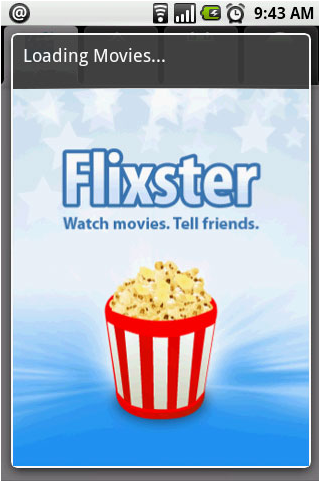 Flixster – Android App for Movie Updates