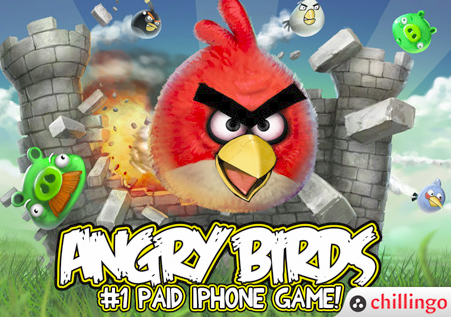 Angry Birds – Iphone Game Review