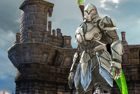 Infinity Blade- Infinite Enjoyment