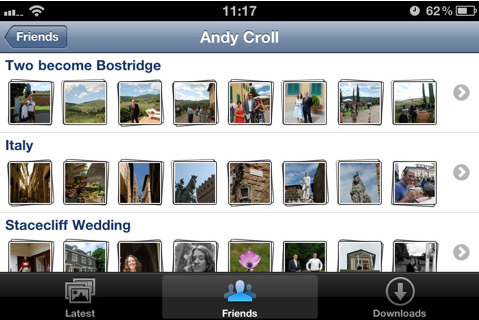 Fotobook – iphone Photo Management App