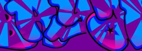 Graffiti Wall – Marvel Art on Facebook