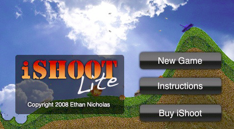 iShoot Lite iphone Game Review