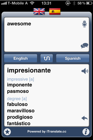 iTranslate – Get Translator on your iphone