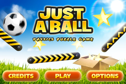Just a Ball – Physics Based iphone Game