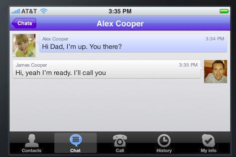 Skype – Video calls on your iphone-ipad-ipod