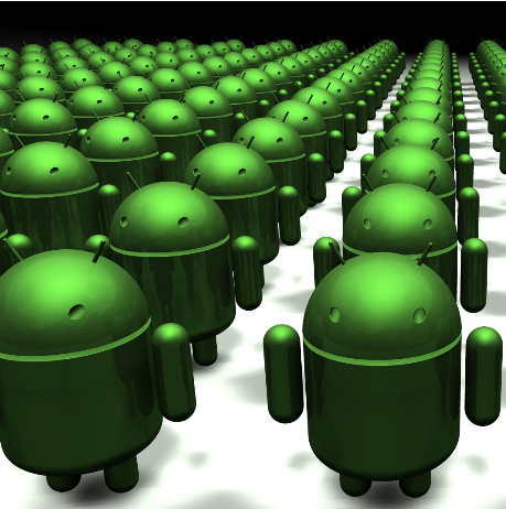 Some Kinds of Android Applications