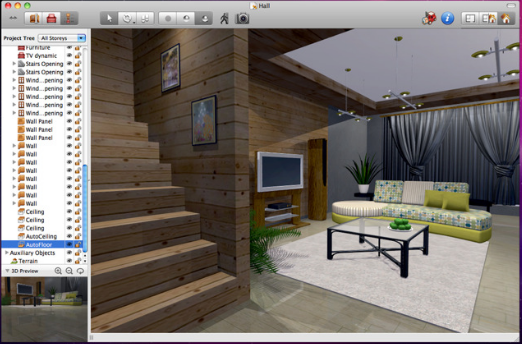 Live interior 3d standard best designs on mac apps400 - Interior design software mac ...