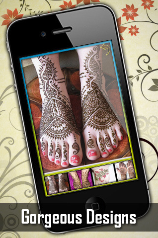 Mehandi – Henna and Tattoos Design App