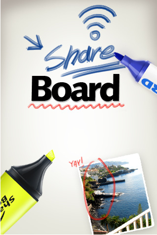 Share Board – Multifarious iphone App