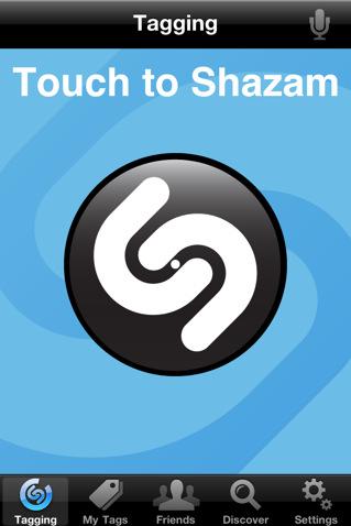 Shazam iphone App Review