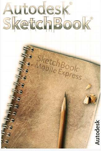 Sketchbook MobileX iphone App Reivew
