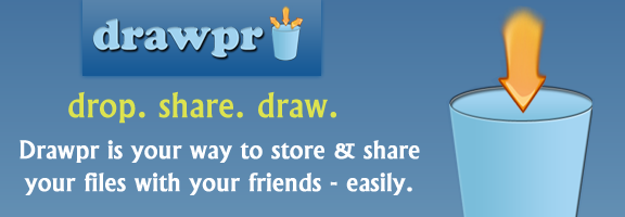 Drawpr.com – Easy Way to Store and Share Files Online