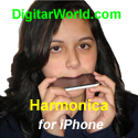 iMonica – Music iPhone App for Digital Harmonica