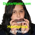 iMonica – Music iPhone App for Digital Harmonica