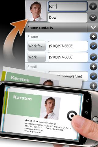 Snap, Scan and Update Contacts with WorldCard Mobile