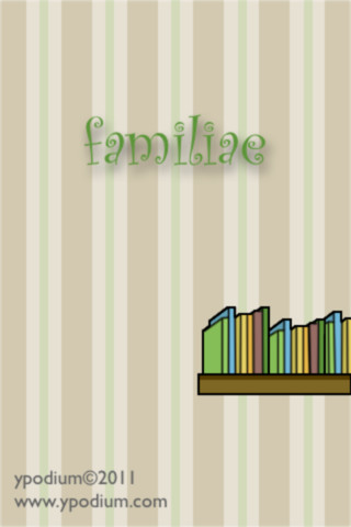 Familiae – Edutainment iOS App for Kids