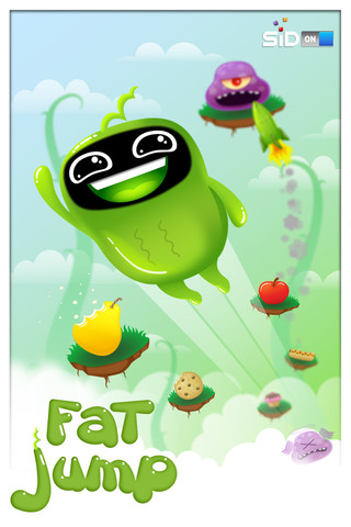 Fat Jump Pro – Addictive iOS Game Play !