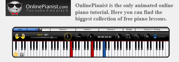 Onlinepianist.com – Animated Online Piano Tutorial
