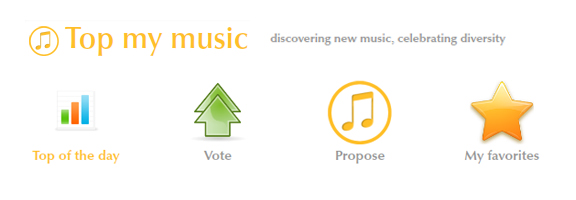 Topmymusic.com – Win iPad 2 with Top My Music !