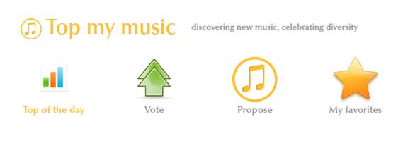 Topmymusic.com – Win iPad 2 with Top My Music !