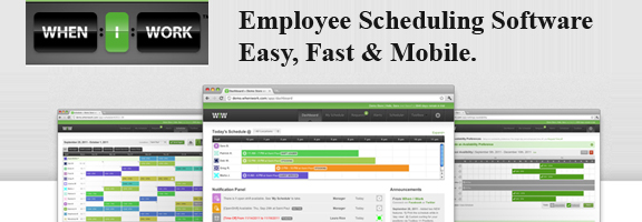 Wheniwork.com – Feature Rich Scheduling Web App