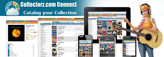 Music Collector Connect – Excellent App to Make Music List