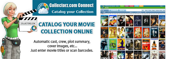 Movie Collector Connect – Way to Make Online Movie Collection