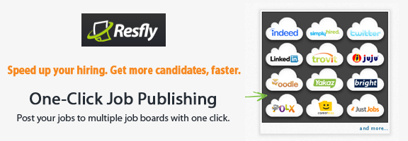 Resfly.com – Powerful Job Publishing Web App