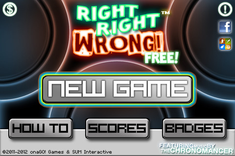 Right Right Wrong Free – Find Wrong Answer
