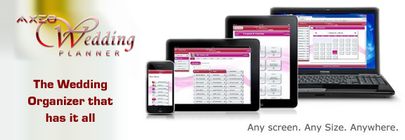 Myaxeo.com – Modern Digital Wedding Organizer