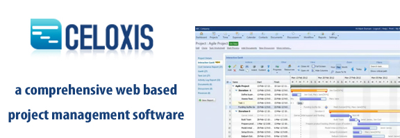 Celoxis – End to End Project Management Solution