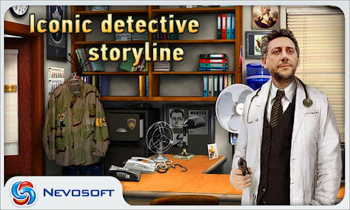 Mysteryville 2:Hidden Crime – Mysterious Android Game