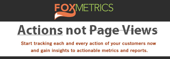 Foxmetrics.com – Perfect Web Analytic Tool for Your Business