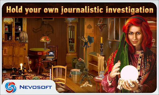 Mysteryville – Detective HO Game for Android Phones