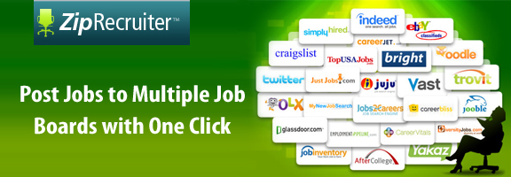 Ziprecruiter.com – Easy and Fast Hiring Web Application