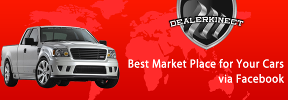 Dealer Kinect – Buy and Sell Cars on Facebook
