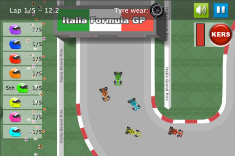 Formula Micro GP1 Game F1 – Action with Entertainment