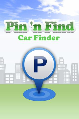 Pin 'n Find Car Finder – Easy to Find Parked Cars