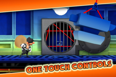 Bank Job – Boost Up the Loot on iPhone