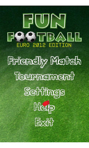 Fun Football – Euro 2012- For Football Addicts