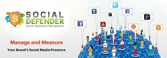 SocialDefender.com – One Place for All Social Hubs