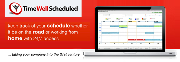 TimeWellScheduled.com – Tool to Manage Work Schedules and Payrolls