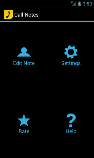Call Notes Android App – Remember is the Key