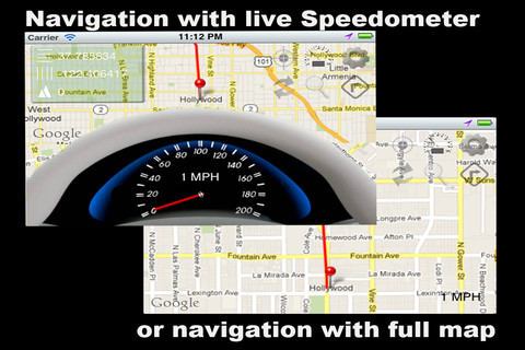 Map Speedo App – Your Best Driving Partner