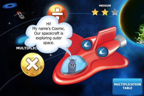 Space Mathematics- To Boost Your Child's Mathematical Skills