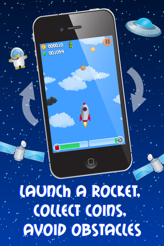 Rocket Space – Unique Adventure to Space !