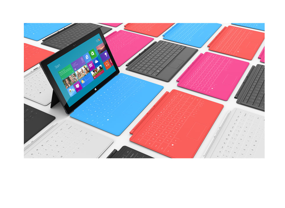 Why You should Go for Microsoft's Surface Tablet ?